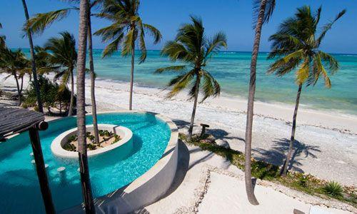 Rent a Villa on Zanzibar...