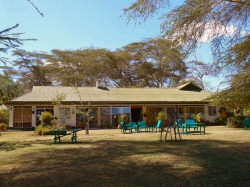Elsamere Lodge - Main Building