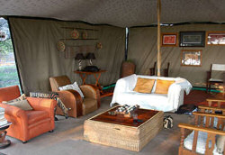 The Lechwe Plains Tented Camp